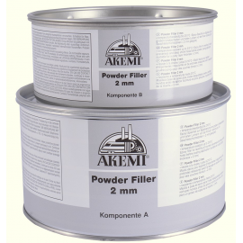 POWDER FILLER 2MM 2:1 3 KG