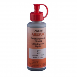 COLORANTE AKEPOX NEGRO 50 ML