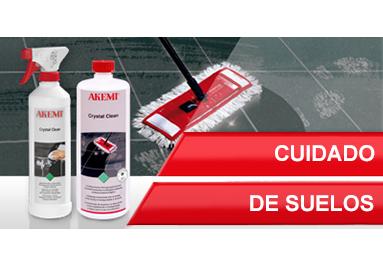 Cuidado y protección de suelos y paredes